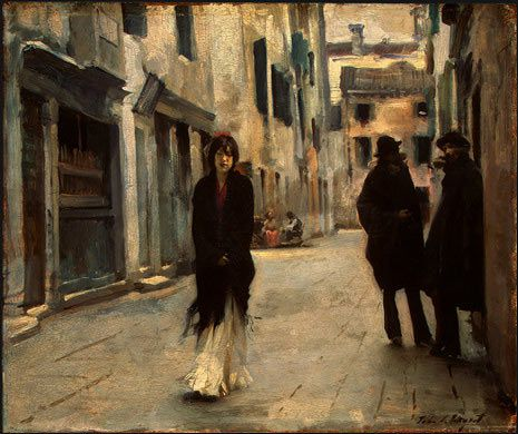 Sargent Street in Venice