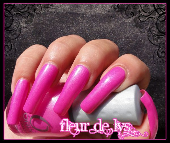Orly Flirty ( Happy go lucky collection )