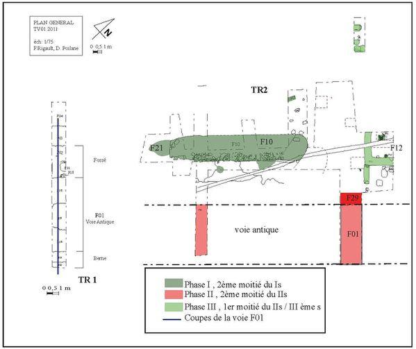 Touquin CR 2011 Plan général