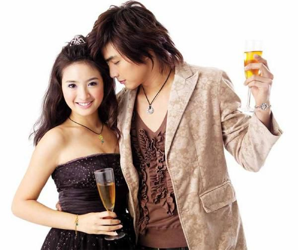mike he and ariel lin relationship