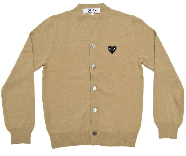 Paly cardigan Beige