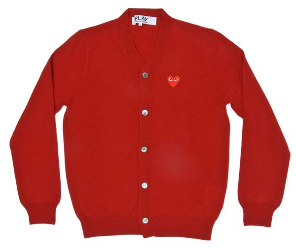 Play Cardigan Red
