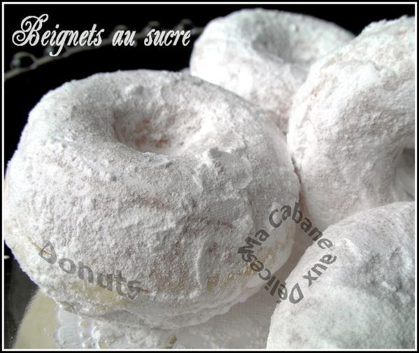 Beignets donuts au sucre 004