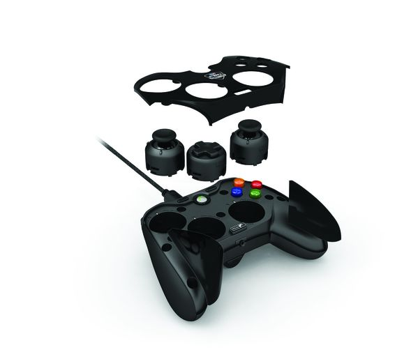 MLG Xbox 360 Exploded View 3D Rendering