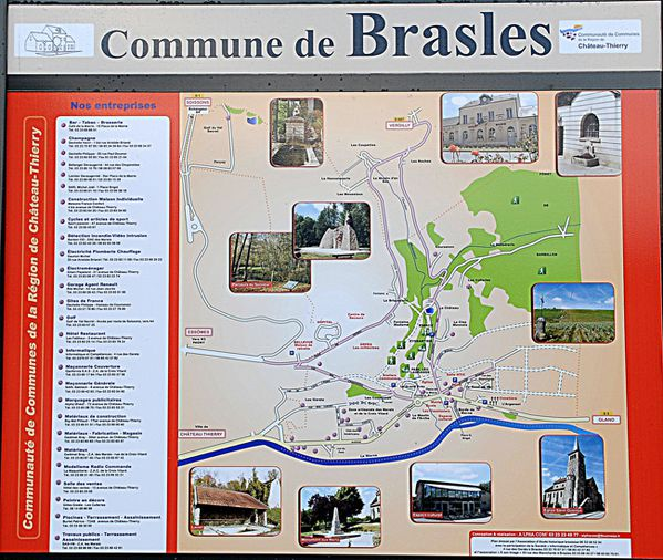 BRASLE ( Aisne ) Photo Didier Simonnet----