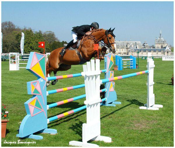 Chantilly Jumping 03