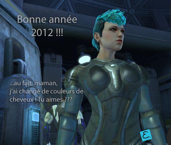 Bonne année 2012 copy