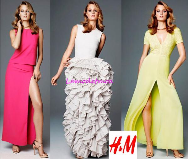 h&m 2012 conscious lookbook 2