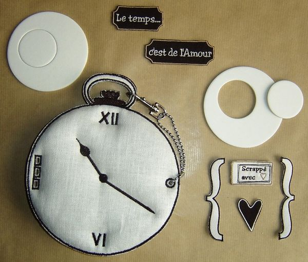 Kit Montre lin