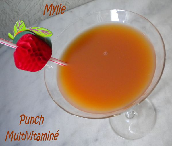 punch multivitaminé 2