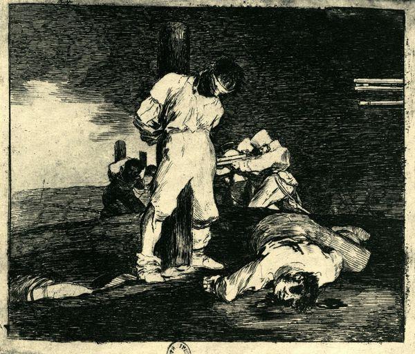 Goya fusilles