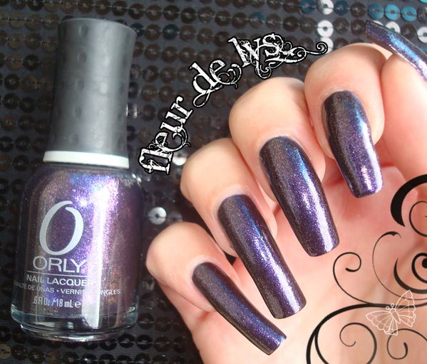 Vernis Orly Out of this world