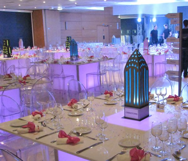 Deco Table Of New York Decor Of Table O Dreams O Of Hopes