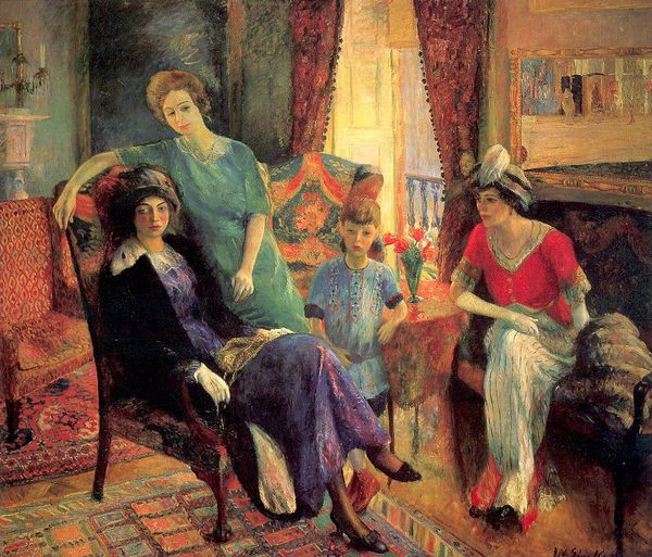 Family-group--William-Glackens-1919.jpg