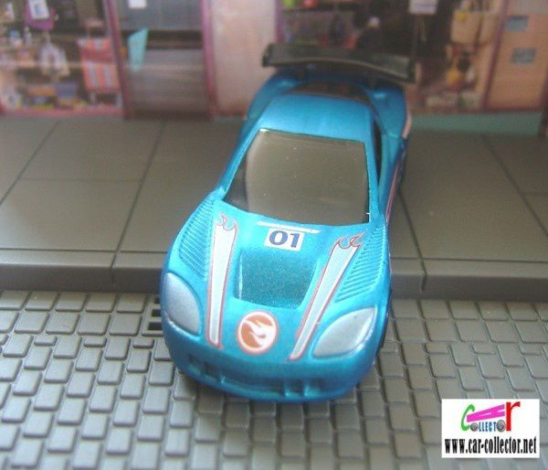 chevrolet corvette c6r hot wheels racing 2009.071 (2)