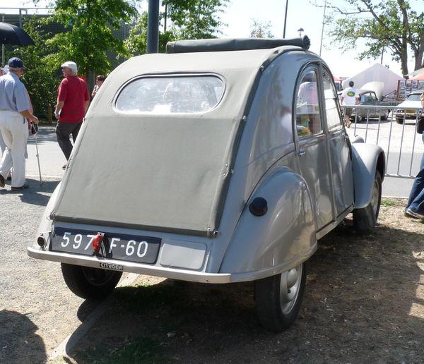 2 cv type A 1950 788