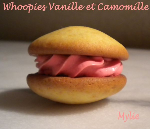 Whoopies vanille et camomille 2