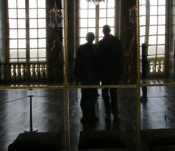 257 Hall of Mirrors, Versailles