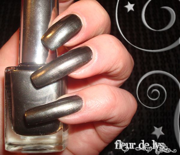 Vernis NYX Charcoal Pearl