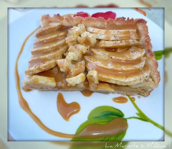 Tarte pommes caramel tonka3
