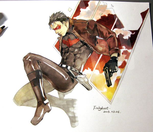 jason todd by fish ghost-d5x50uu