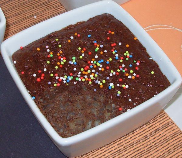 Petits gâteaux de riz au chocolat gingembre4
