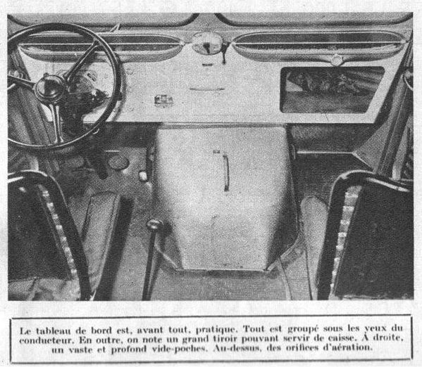Citroen 1200 kg - l'Automobile n°113 Sept 1955 7