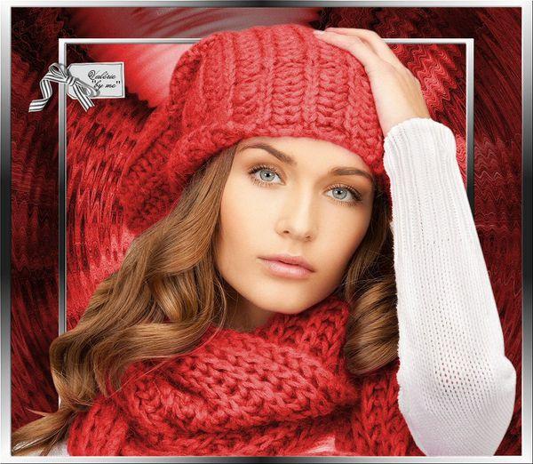 1333 tubes femme bonnet echarpe hiver jaune rouge mauve anis le blog de. Black Bedroom Furniture Sets. Home Design Ideas