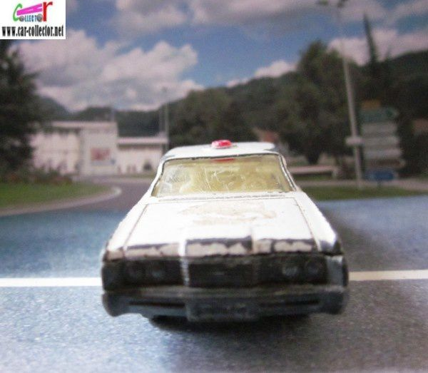 ford mercury matchbox by lesney (2)