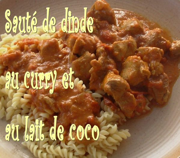 Sauté de dinde curry-coco2