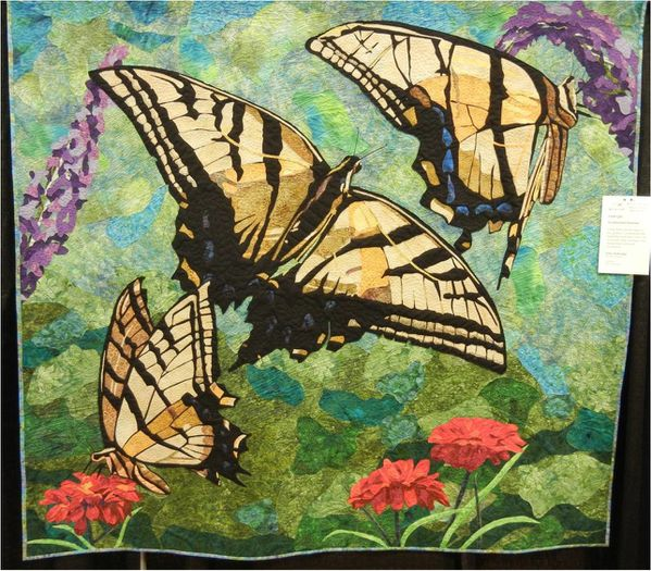AQGS Swallowtail Summer by Patsy Kittredge