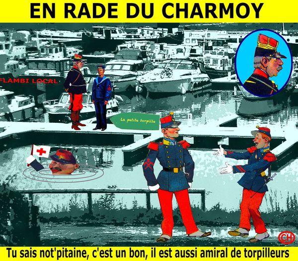 En rade du Charmoy