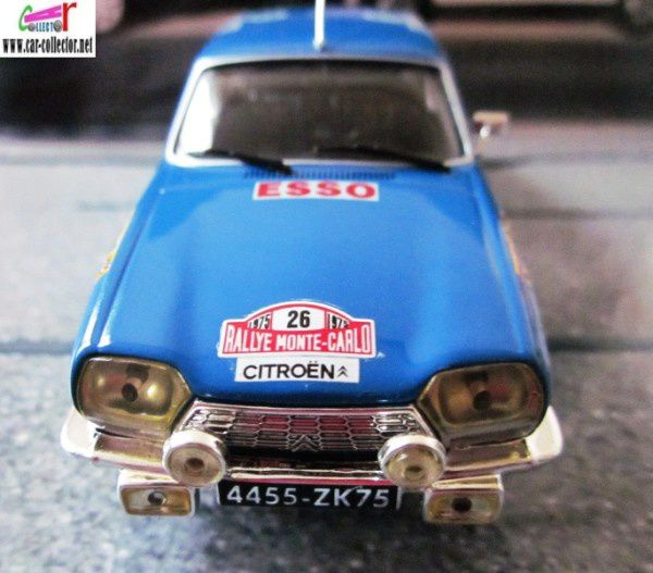 citroen gs rallye claude laurent jacques marché (3)