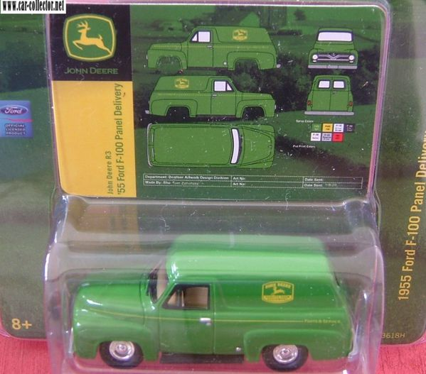 ford f100 panel delivery 1955 john deere serie limitee