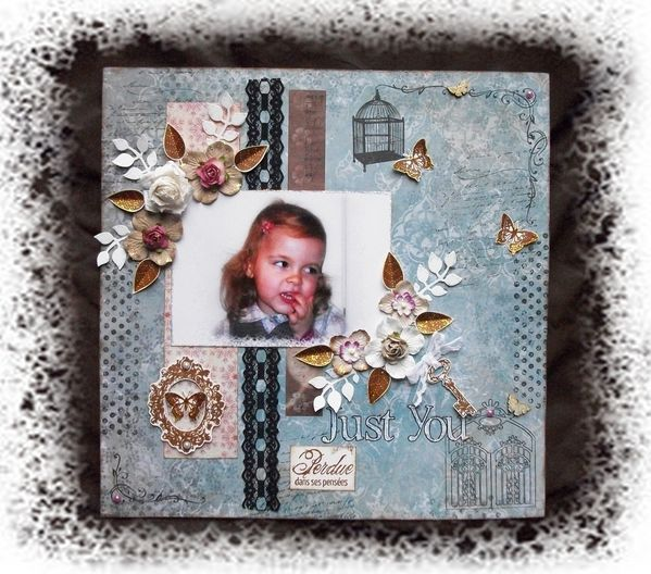 scrapsandy - concours passion scrapbooking n°30 bis