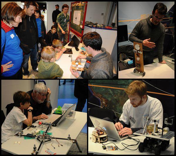 Trophées de robotique 2014 - Arduino day