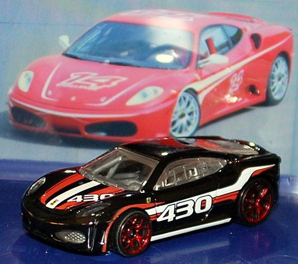 2008 Ferrari F430 Challenge Stradale Review: Le Blog De 3inches-echelle-majorette.over