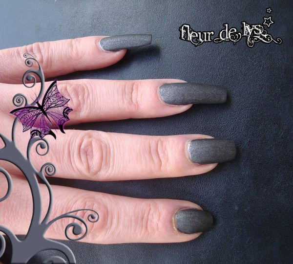 Vernis Orly Iron Butterfly