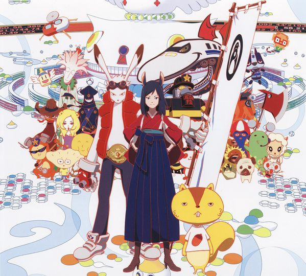 summer wars artwork 01