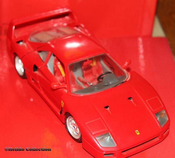 Ferrari F40 - Burrago - 03
