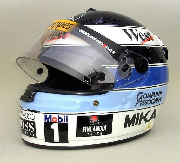 les casque des pilotes f1 le blog de ayrton senna magic. Black Bedroom Furniture Sets. Home Design Ideas