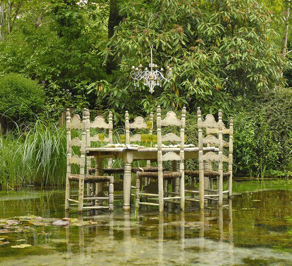 jardin des fontaines