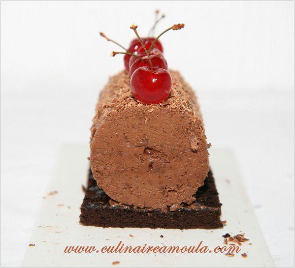 Bûche chocolat3