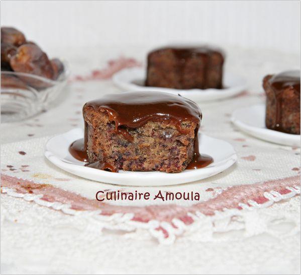 pudding aux dattes 4