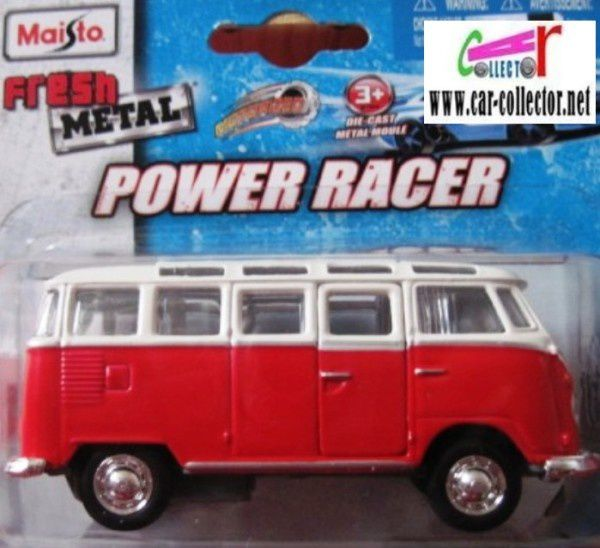 vw combi maisto power racer fresh metal (3)