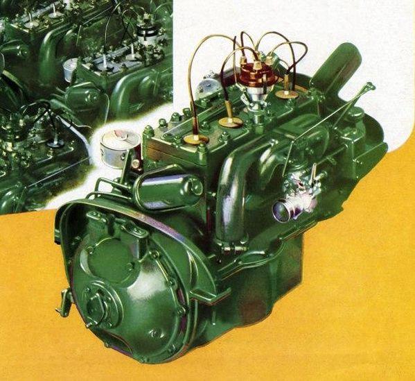moteur 85