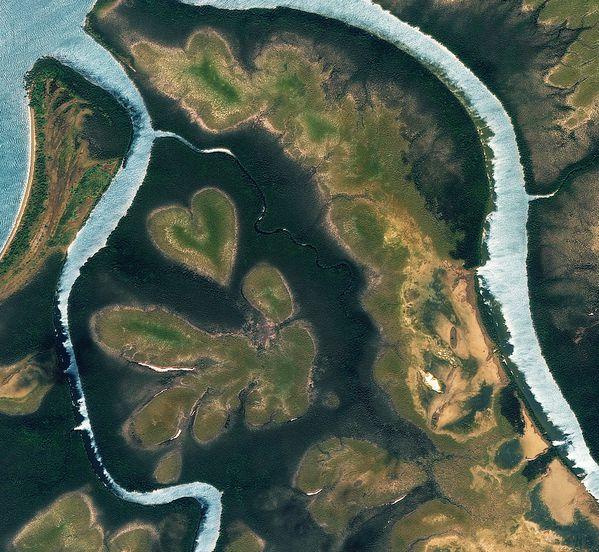 Pléiades - Coeur de Voh - Nouvelle-Calédionie -Saint-Vale