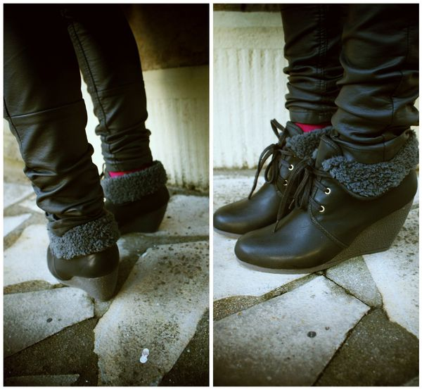 Picnik collagechaussures