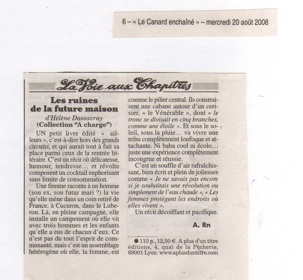 article canard enchainé001