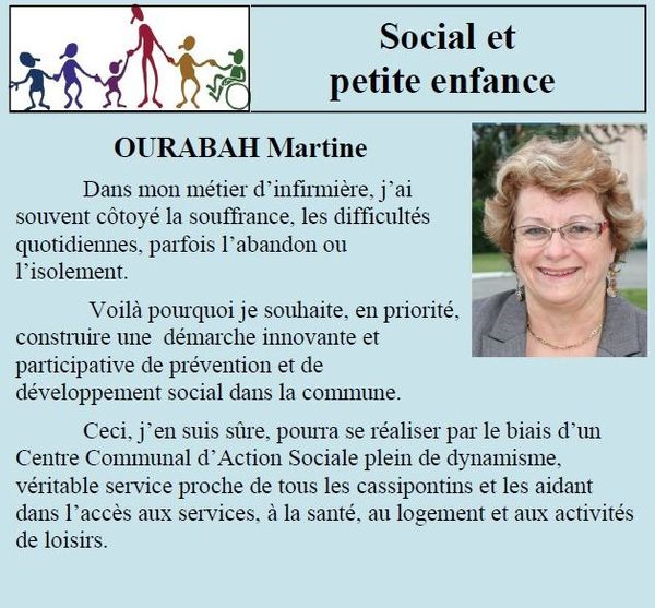 Martine OURABAH